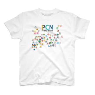 PCN in the World Ver1.1.0 Tシャツ