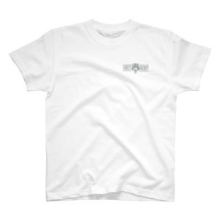 フォレストセラピーハチワレ Tシャツ