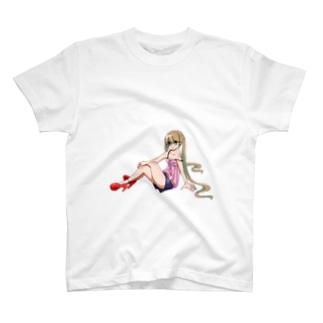 ツインテちゃん T-shirts