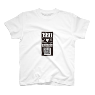 COMRADE T-shirts