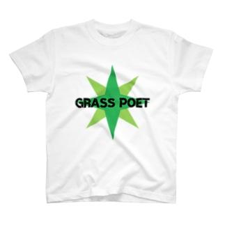 Grass Poet TEE T-shirts