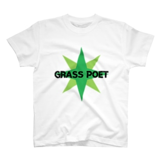 Grass Poet TEE T-shirts