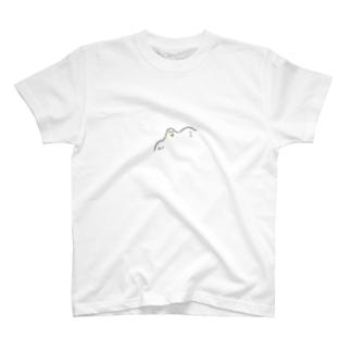春夏にやってくる鳥 T-shirts