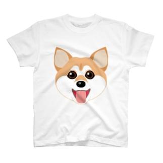 かわいい柴犬 T-shirts