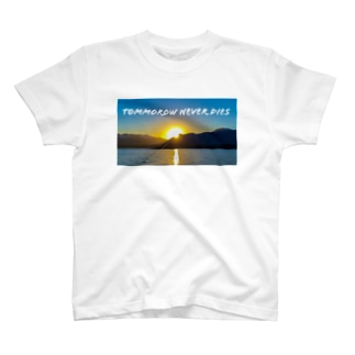 Tommorow Never Dies T-shirts