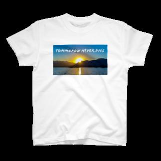TaTeMiKiのTommorow Never Dies T-shirts