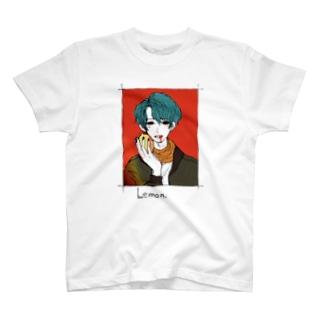 レモンくん T-shirts