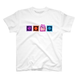 病まない T-shirts