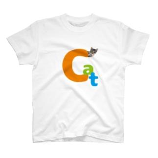 にゃんこりはん T-shirts