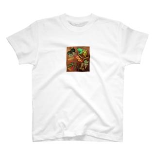 タイハーブ③ T-shirts