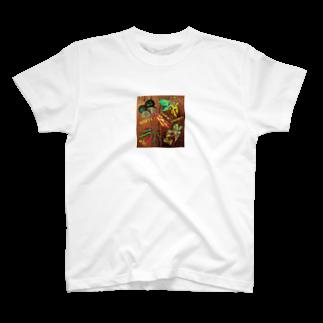 トコ*ガドガドのタイハーブ③ T-shirts