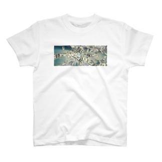 マネーゲーム T-shirts