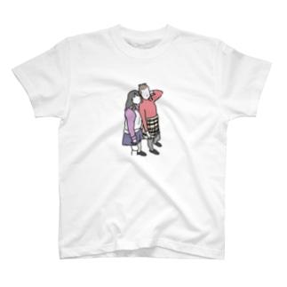 みくとみゆ T-shirts