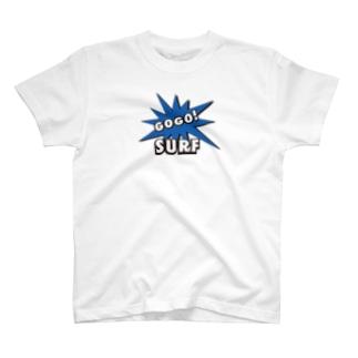 GOGO SURF T-shirts