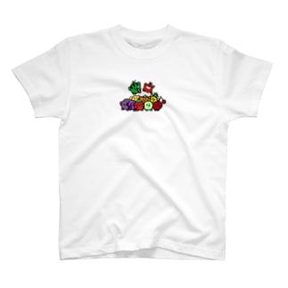 ちっちゃいものくらぶ  T-shirts