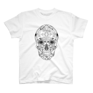 mexican scull T-shirts