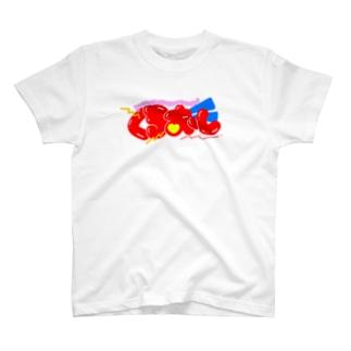 じぶんのロゴ Tシャツ