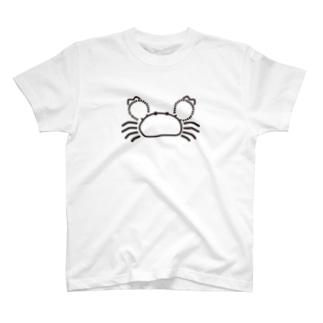 モクズガニさん T-shirts
