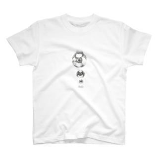 点々で水滴。 T-shirts