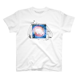 宇宙の窓 その2 T-shirts