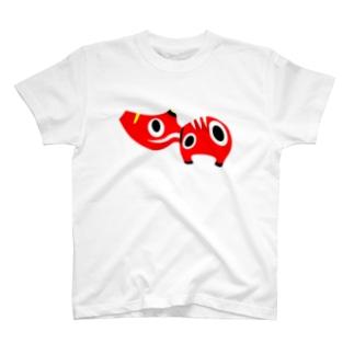 赤べこさん T-shirts