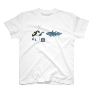 ペンギンコール・うみのなか T-shirts