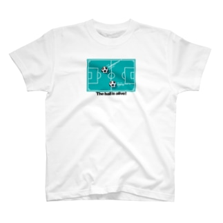 THE BALL IS ALIVE! T-shirts