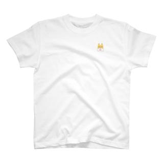 おめかしコーギー T-shirts