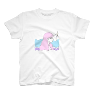 ユニコーンちゃん T-shirts