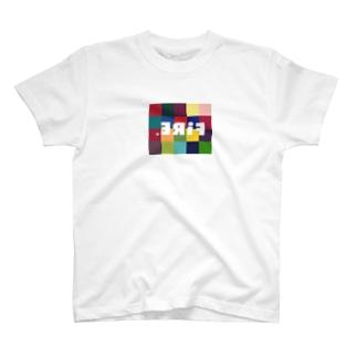 ファイヤー山本即位4周年記念式典限定No.15 T-shirts