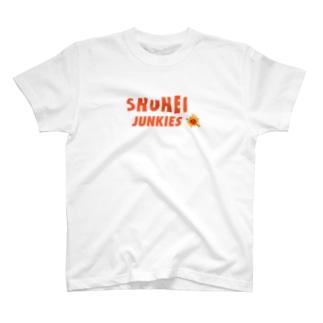 ファイヤー山本即位4周年記念式典限定No.67 T-shirts
