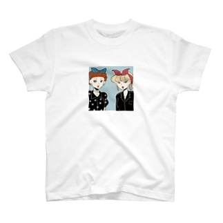 50s rocabilly girls T-shirts