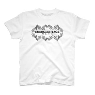 EMERGENCY AGE T-shirts