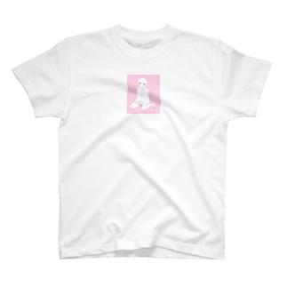 学生ちゃん T-shirts
