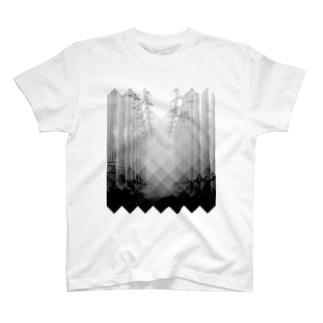 Geometric pattern T-shirts