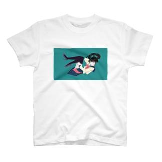 箱入りセーラー T-shirts