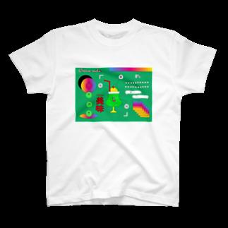 wan_tanのcream soda T-shirts