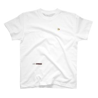 ミルクチョコロゴグッズデザインA T-shirts