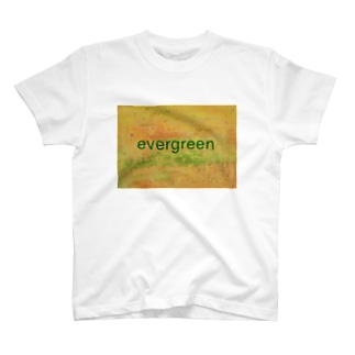 evergreen T-shirts