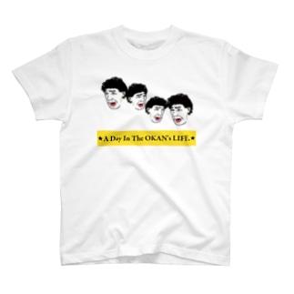 オカンのOKAN's LIFE T-shirts