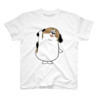 もじゃまるはーい! T-shirts