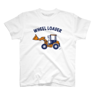 Wheel Loader T-shirts
