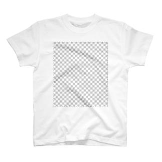 command + X (前面) T-shirts