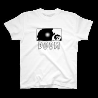 dummy49のdoom T-shirts