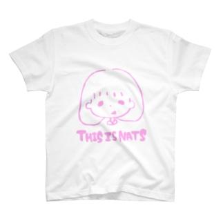 ピンクのでぃっちゃん T-shirts