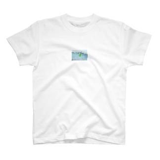 海とメロンクリームソーダ T-shirts