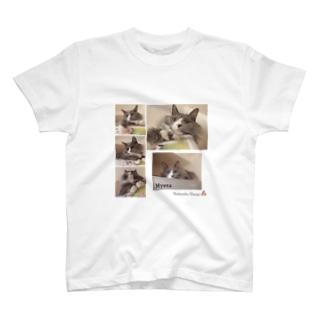 ミーさん。 T-shirts