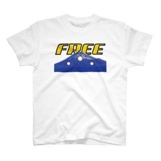 FREE FUJISAN T-shirts