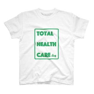 やーまん山田と向井さん - THC Δ9 T-shirts