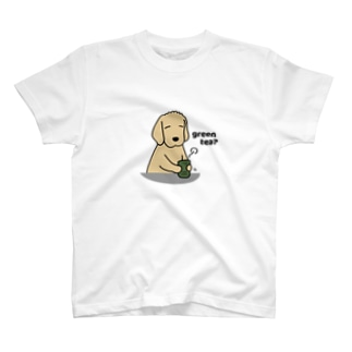 おつかれさま〜お茶〜(前面) T-shirts